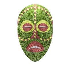 Tutu Tilla in Wonderland Mask