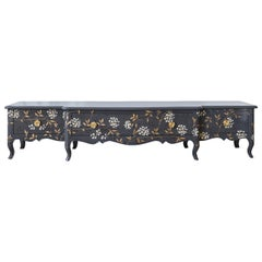 Tv-Stand Louis XV