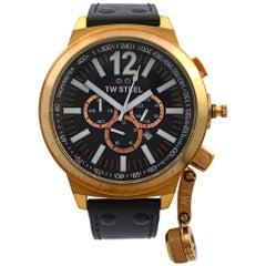 TW Steel CEO Canteen Quartz Stainless Steel Quartz Men's Watch CE1024