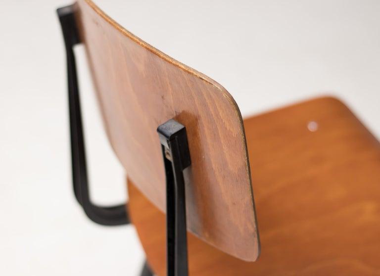 Twelve Friso Kramer Result Chairs, 1952 For Sale 2