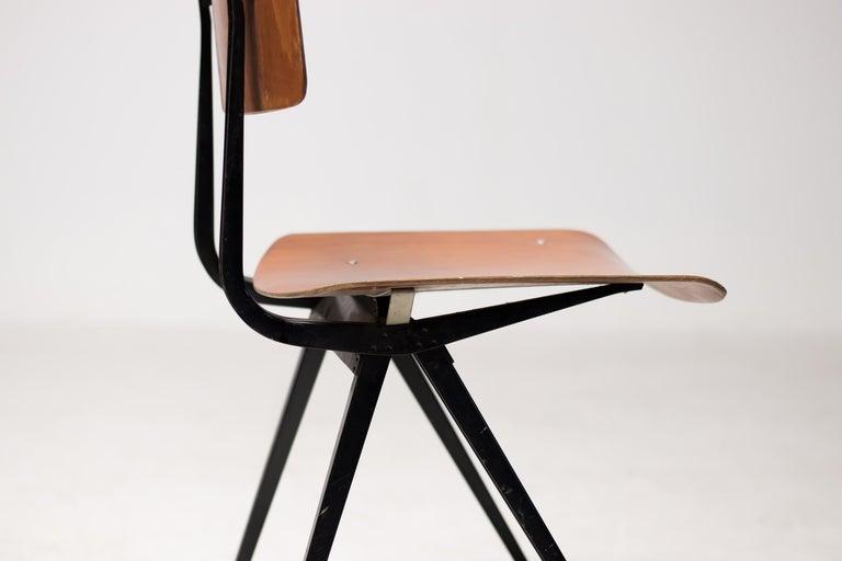 Twelve Friso Kramer Result Chairs, 1952 For Sale 3