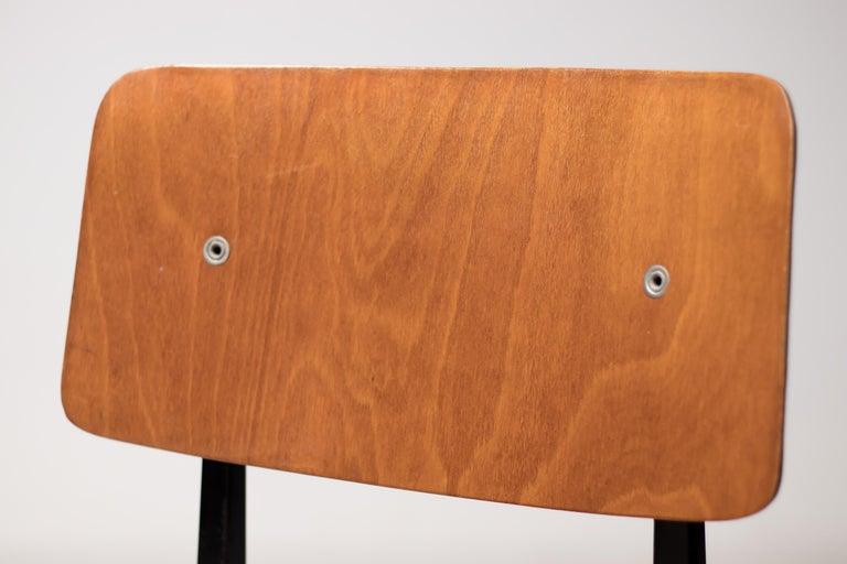 Twelve Friso Kramer Result Chairs, 1952 For Sale 4