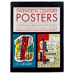 20th Century Posters Chagall, Braque, Picasso, Dufy, Matisse, Miró, Léger