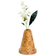 Twenty-Seven Woods for a Chinese Artificial Flower Vase O by Ettore Sottsass