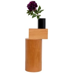 Twenty-Seven Woods for a Chinese Artificial Flower Vase U by Ettore Sottsass