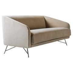Twig Beige Sofa by Angeletti Ruzza