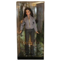 Twilight Saga Barbie Collection Bella Doll Pink Label New in Sealed Box Package