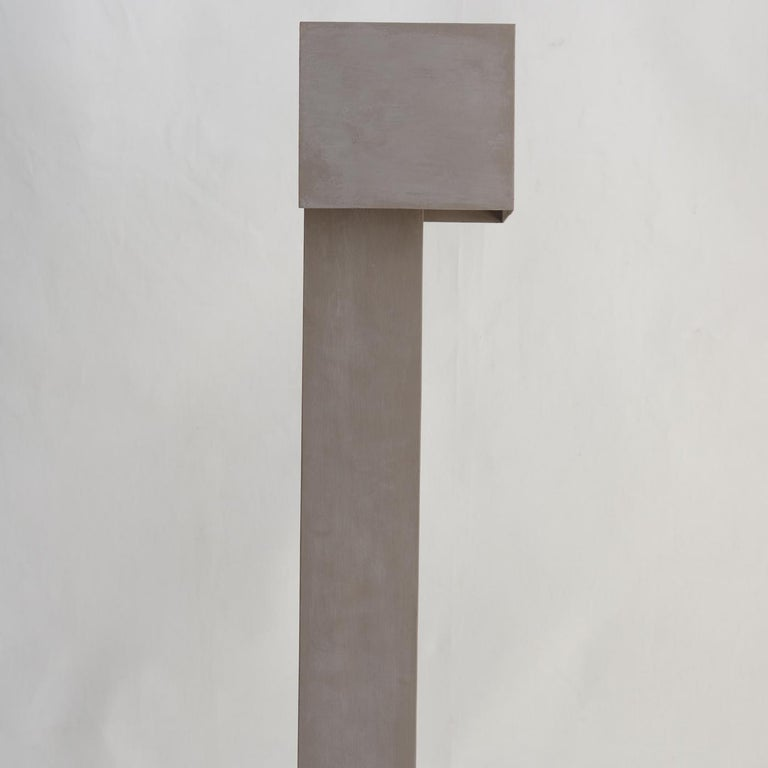Contemporary Twin Towers Light-Sculpture by Giorgio Cubeddu For Sale