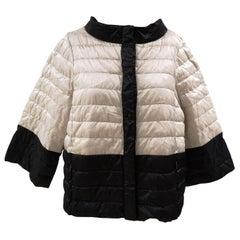 Twinset white and black jacket