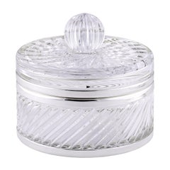 Twist Large Crystal Box