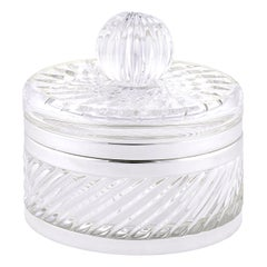 Twist Small Crystal Box
