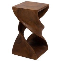 Twisted Occasional Table