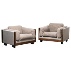 Two Armchairs Mod. 920