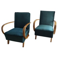 Two Art Deco Armchair from 1940