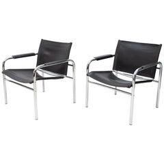 Two Bauhaus Armchairs