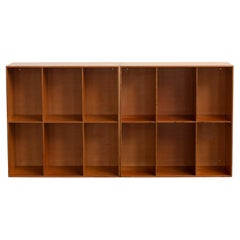Two Bookcases by Mogens Koch for Rud. Rasmussen
