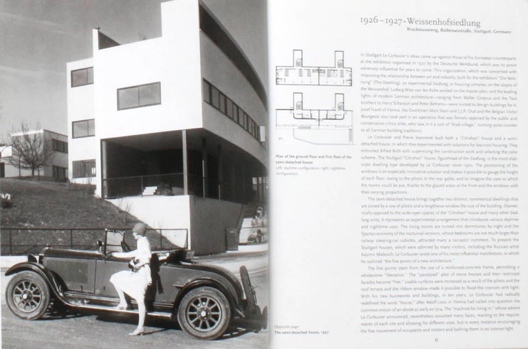 Two Books on Le Corbusier For Sale 4