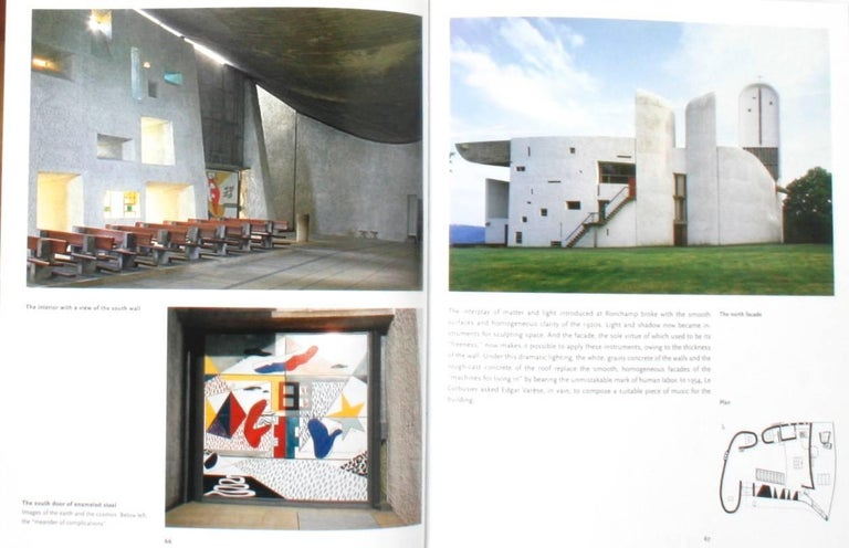 Two Books on Le Corbusier For Sale 9