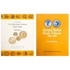 Two Books on Trade Tokens, First Edition