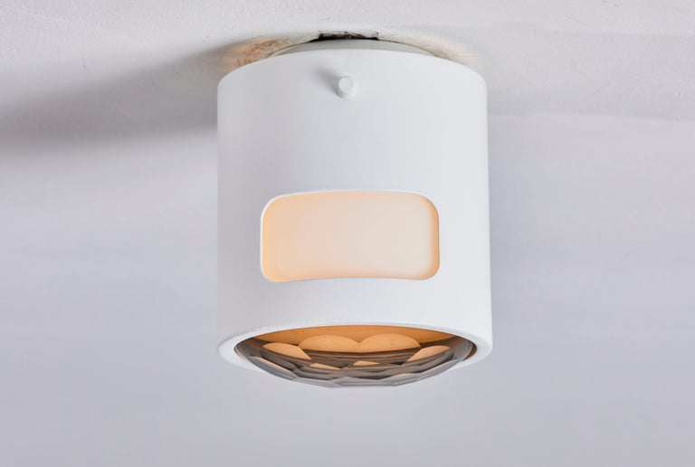 Italian Two Ceiling Lights For Sale