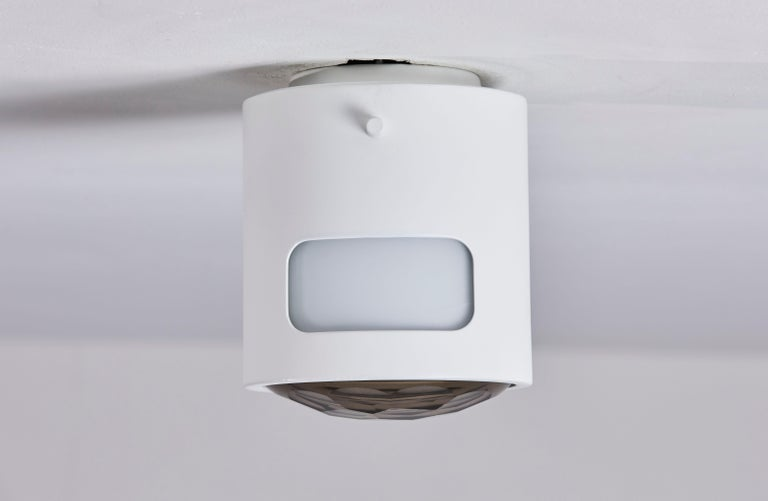 Two Ceiling Lights In Good Condition For Sale In Los Angeles, CA