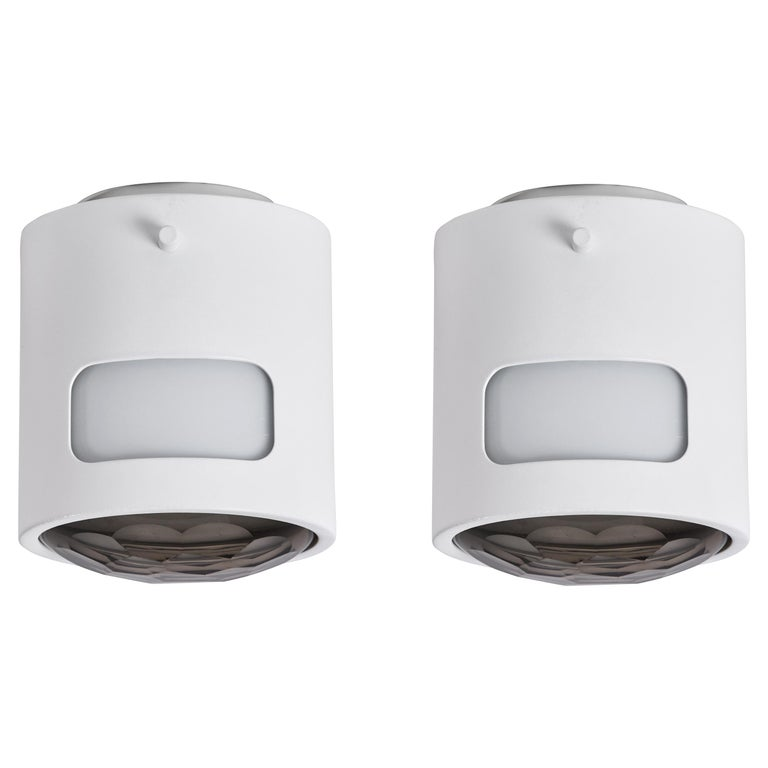 Two Ceiling Lights For Sale