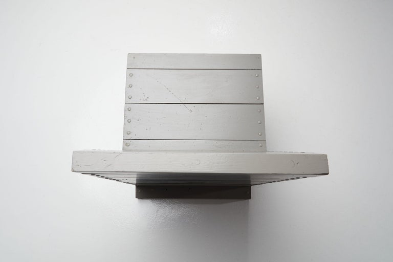 Two Chairs and Stool by Dom Hans van der Laan, Netherlands, 1960s For Sale 1