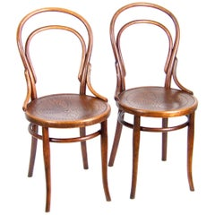 Two Chairs Thonet Nr.14, circa 1880