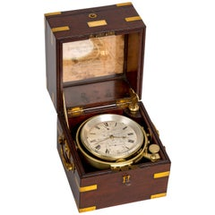 Two-Day Marine Chronometer by Widenham, London
