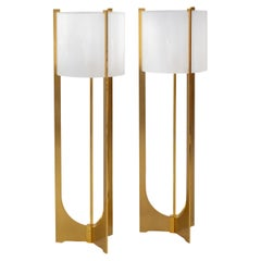 Metal Floor Lamps