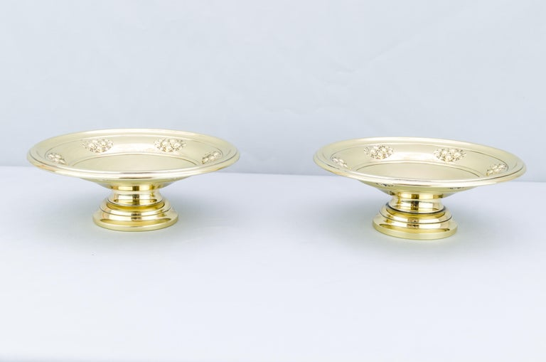 Two Fruit Bowls, circa 1908s In Excellent Condition For Sale In Wien, AT