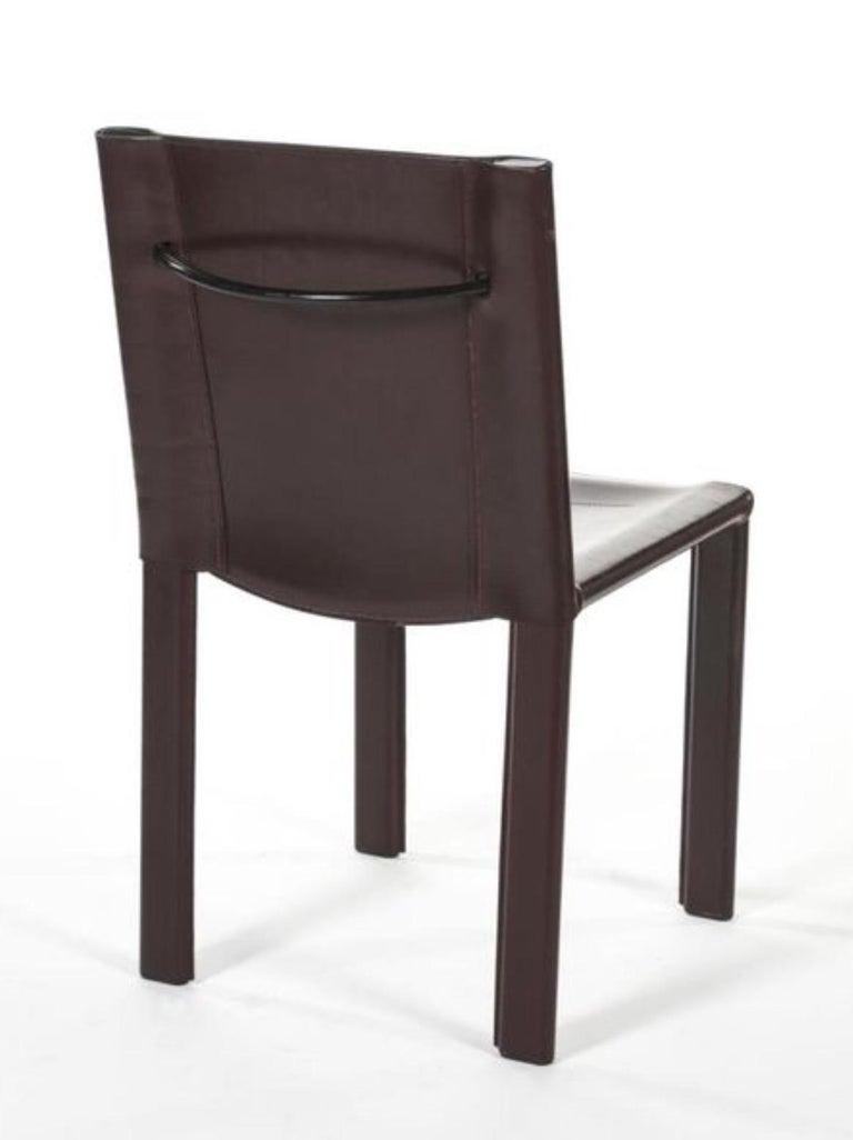 Mid-Century Modern Two Italian Chairs