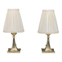 Two Jugendstil Table Lamps, circa 1908