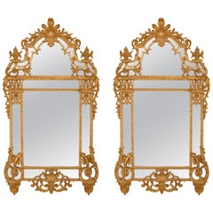 Glass Wall Mirrors