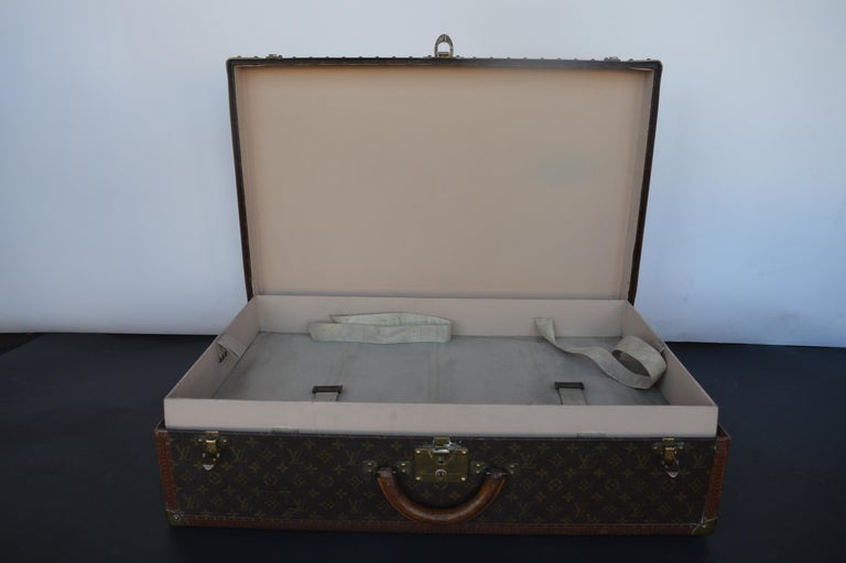 Two Louis Vuitton Trunks For Sale 4