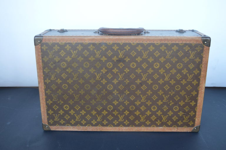 Two Louis Vuitton Trunks For Sale 5