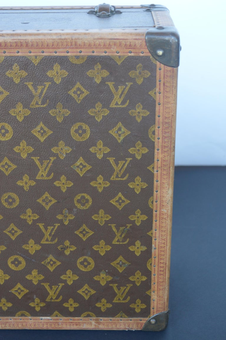 Two Louis Vuitton Trunks For Sale 6
