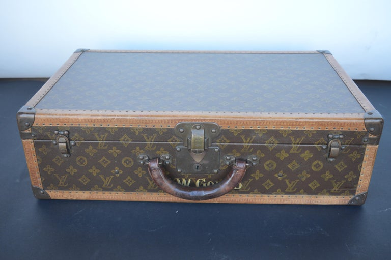 Two Louis Vuitton Trunks For Sale 7