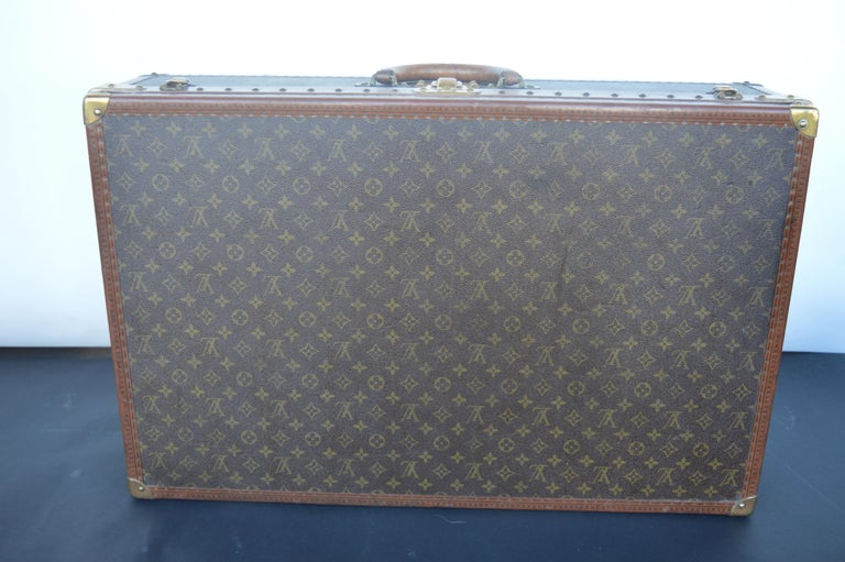Two Louis Vuitton Trunks For Sale 1