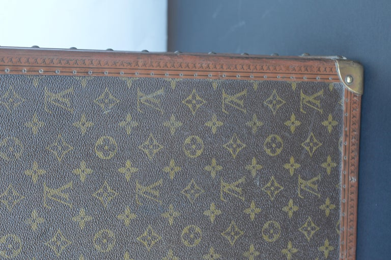 Two Louis Vuitton Trunks For Sale 2