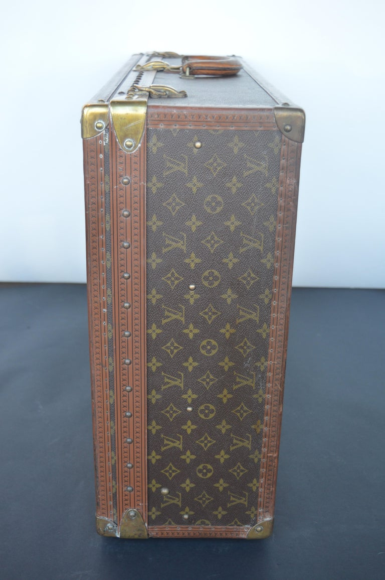 Two Louis Vuitton Trunks For Sale 3