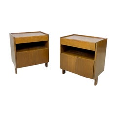 Two Nightstands Model 'CD 31' by Franco Albini, 1963