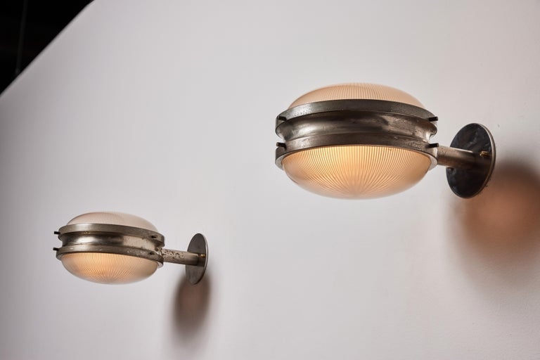 Mid-20th Century Two Pair of Sconces by Sergio Mazza
