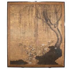 Edo Paintings and Screens