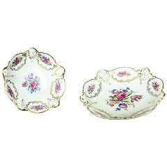 Two Rosenthal/Kronach 'Moliere Series' Epergnes, circa 1901-1933