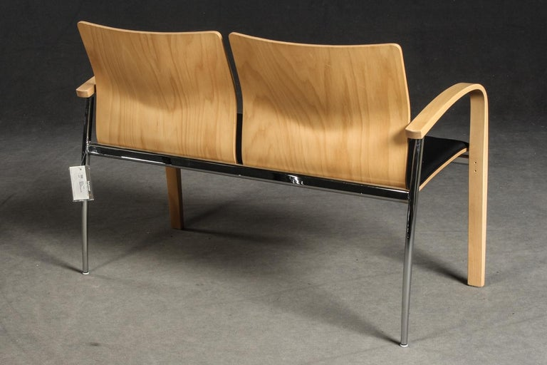 Two-Seat Bench by Brunner Zweisitzer