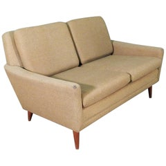 Two-Seat Danish Sofa