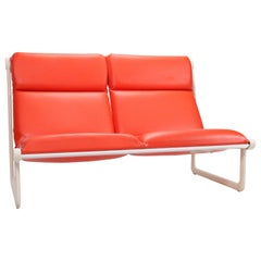 Two-Seat Sling Sofa by Hannah Morrison for Knoll