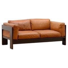"""Two-Seat Sofa """"Bastiano"""" from Afra & Tobia Scarpa for Gavina, Italy 60s"""