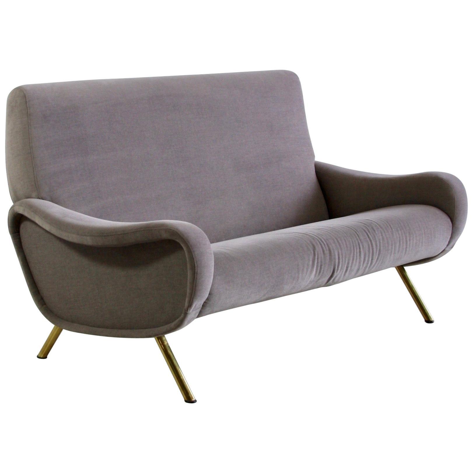 Two-Seat Sofa by Marco Zanuso for Arflex